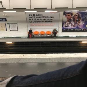 Info RER Fermé